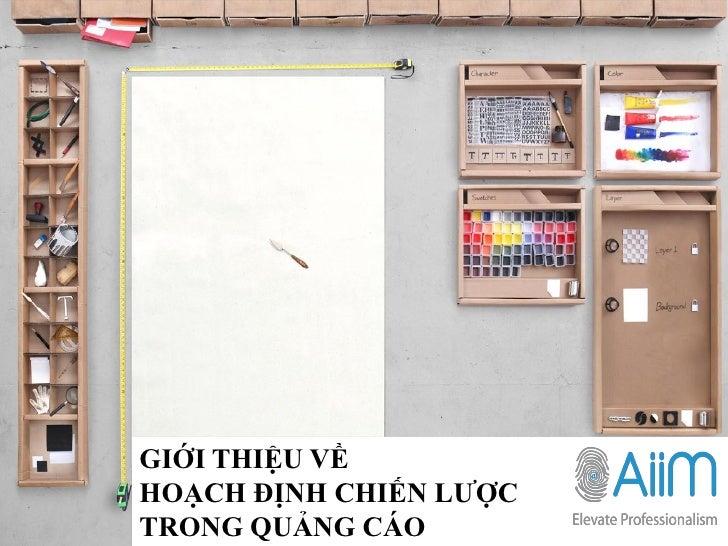 [Digital Strategic Planning]_[Course outline]_AiiM 2012 June