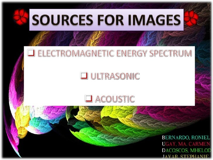 sources of imges