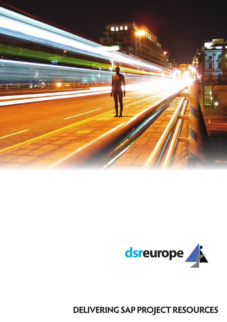 dsreurope   DELIVERING SAP PROJECT RESOURCES