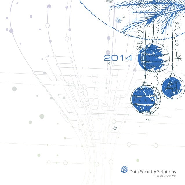 2014  Think security first