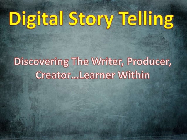 • Technological• Visual• Media• Information