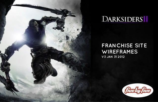 FRANCHISE Site Wireframes V3 Jan 31 2012