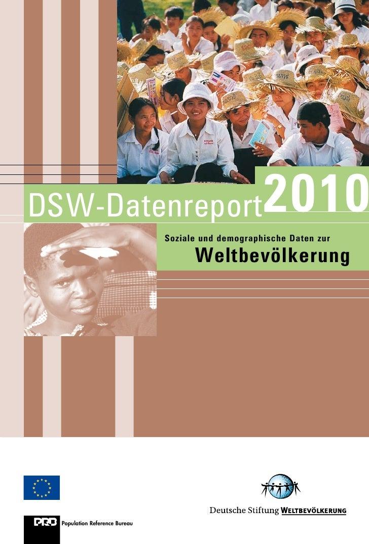 DSW-Datenreport                                      2010                                 Soziale und demographische Daten...
