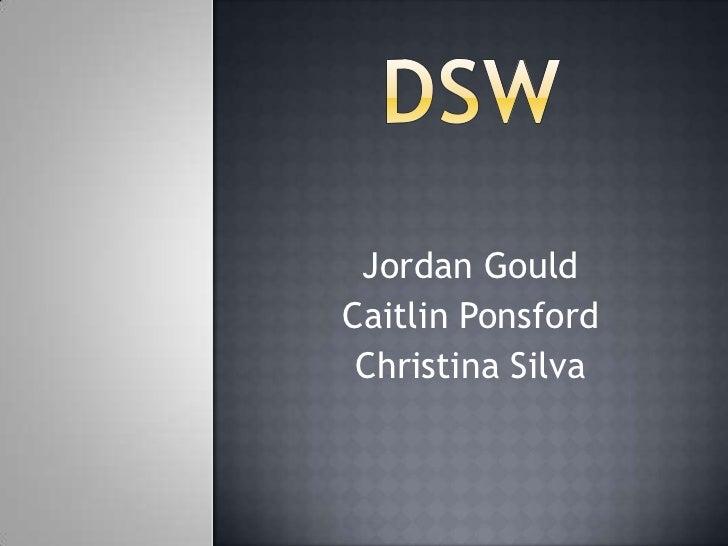 Dsw powerpoint
