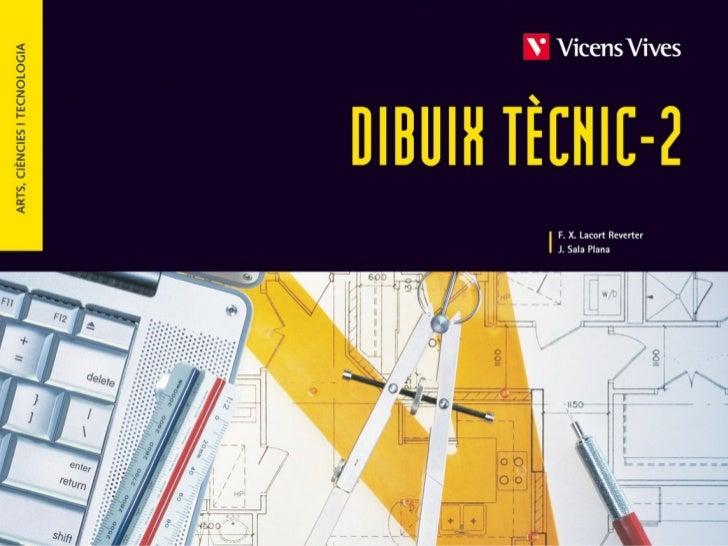Distancies - dibuix tècnic 2