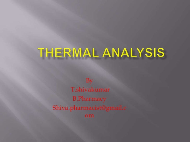 By      T.shivakumar       B.PharmacyShiva.pharmacist@gmail.c           om
