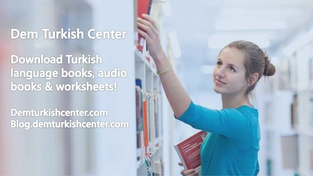 Beginner Turkish Lessons 1: Turkish Language Lessons For ...