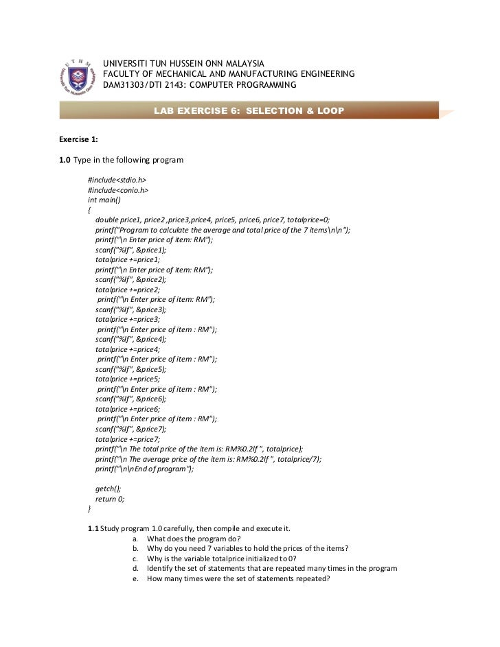 left0UNIVERSITI TUN HUSSEIN ONN MALAYSIA<br />FACULTY OF MECHANICAL AND MANUFACTURING ENGINEERING <br />DAM31303/DTI 2143:...