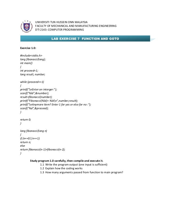 Dti2143 lab sheet 7