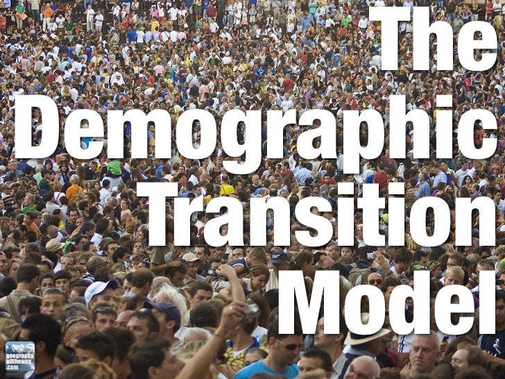 geographyalltheway.com - Demographic Transition Model