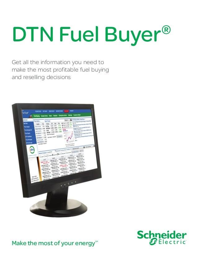DTN Fuel Buyer®
