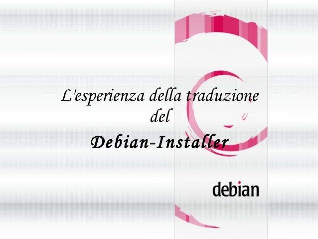Debian translation party 2