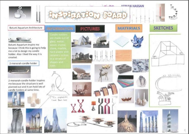 Industrial design coursework define