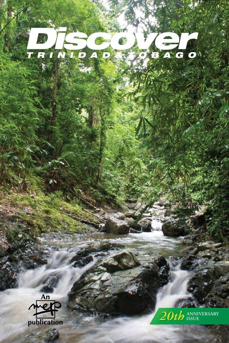 Discover Trinidad & Tobago Guide 2011