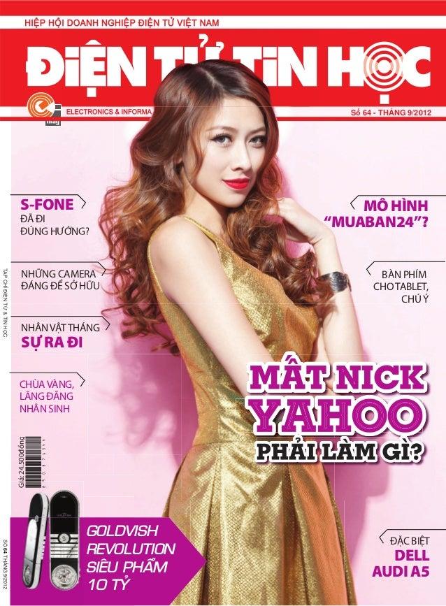 Số 64 - THÁNG 9/2012                                   S-FONE                              MÔ HÌNH                        ...