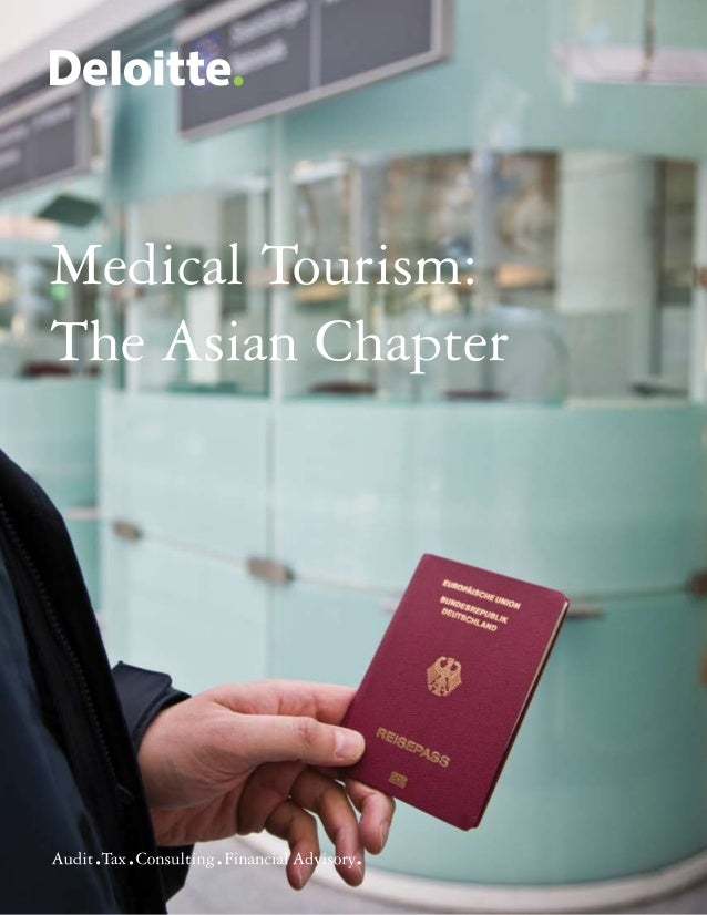 Medical Tourism:The Asian Chapter