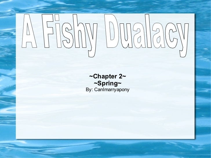 Dualacy chap 2 spring
