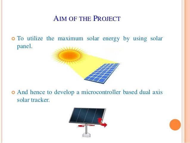 implementation of solar tracking system using rtc View srivani athmakur's profile on  physical implementation, compiler  advanced quadrature rtc solar tracking system using arm7 micro-controller and.