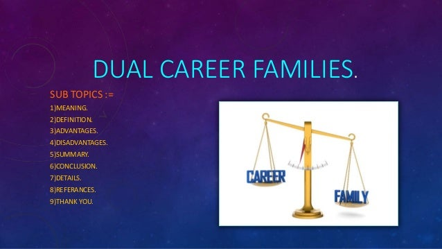 dual career couples and career development A systematic reflection upon dual career couples  reflection upon dual career couples  essential prerequisite for their own professional development.