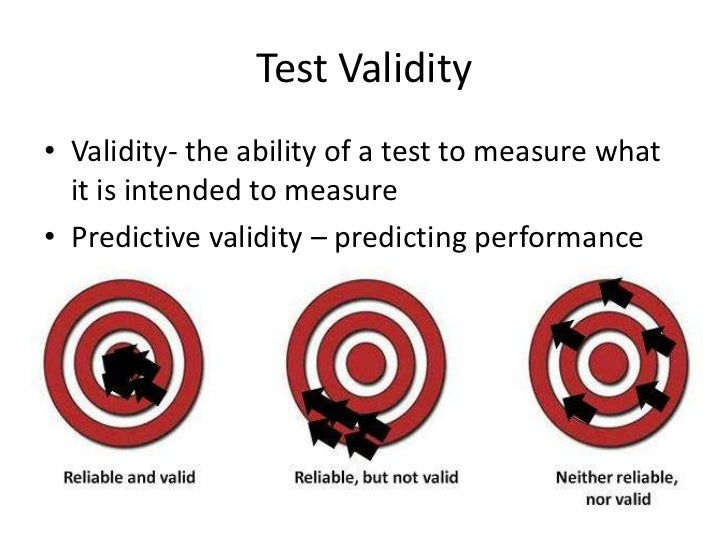 reliability and validity of personality measurements View essay - synopsis of the reliability and validity of personality measurements from psy 250 250 at university of phoenix through a technique called factor.