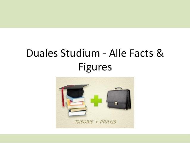 Duales Studium - Alle Facts & Figures