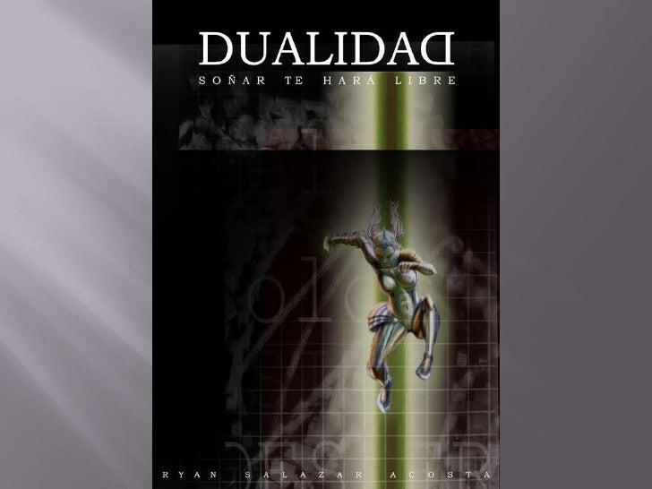 DUALIDAD GRAPHIC NOVEL SAMPLE (spanish texts) by Ryan Salazar Acosta