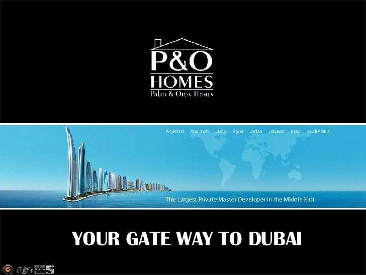 YOUR GATE WAY TO DUBAI