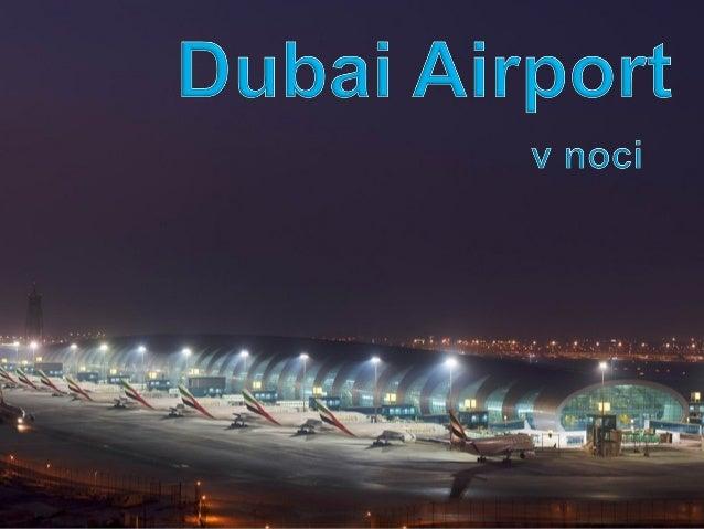 dubajské letiště na začátku 60. let