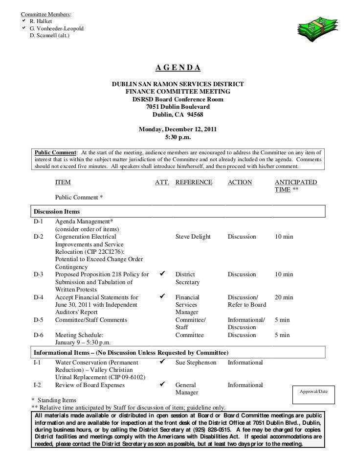 Committee Members: R. Halket G. Vonheeder-Leopold  D. Scannell (alt.)                                                   ...