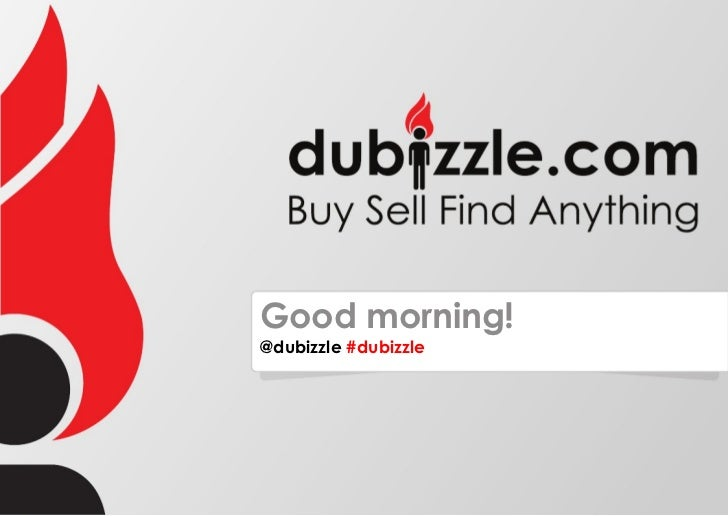 Good morning!@dubizzle #dubizzle