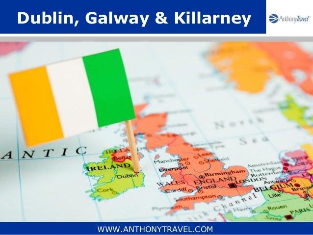 Dublin, Galway & Killarney - College Basketball Tour Presentation