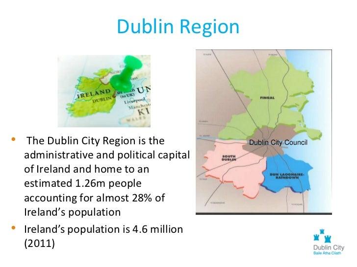 Ireland City Populations of Ireland's Population•