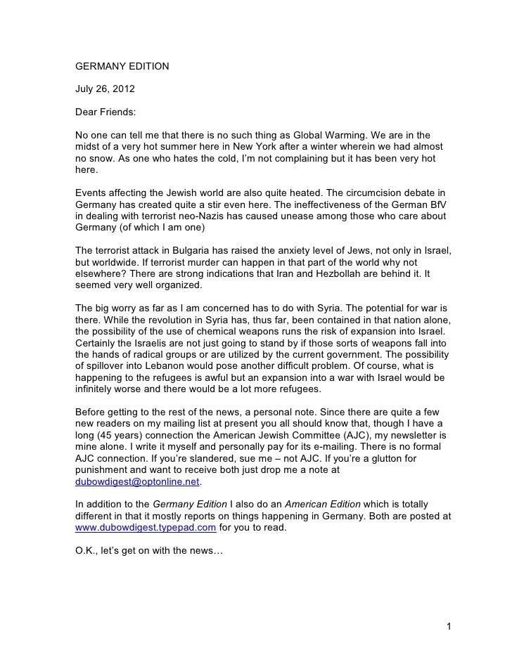 Du bow digest germany edition july 26, 2012