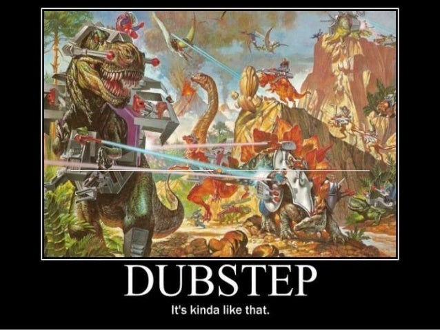 Dubstep is a genre of electronic         Like Techno and House music, dubstep isdance music which includes bass           ...