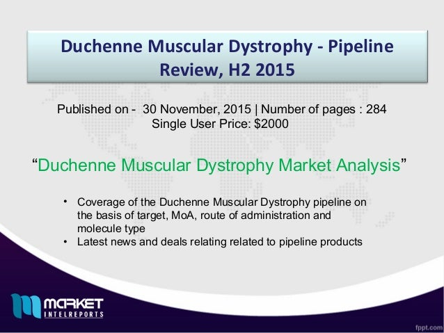 an analysis of duchenne muscular dystrophy Duchenne muscular dystrophy (dmd) is a severe, progressive disease that aff ects 1 in 3600–6000 live male births although guidelines are available for various aspects of dmd, comprehensive clinical care recommendations do not.