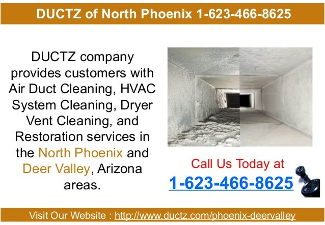 DUCTZ company provides customers with Air Duct Cleaning, HVAC System Cleaning, Dryer Vent Cleaning, and Restoration servic...