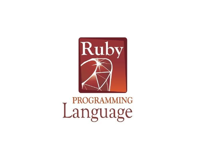 "puts ""Hello Ruby!"""