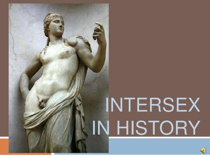 Intersex in History<br />