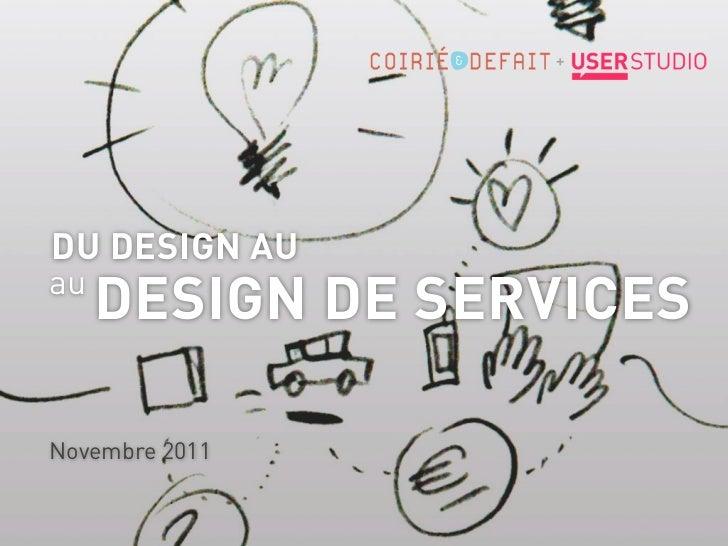 Du Design au Design de Services, pour la Fabrique de l'Hospitalité du CHU de Strasbourg
