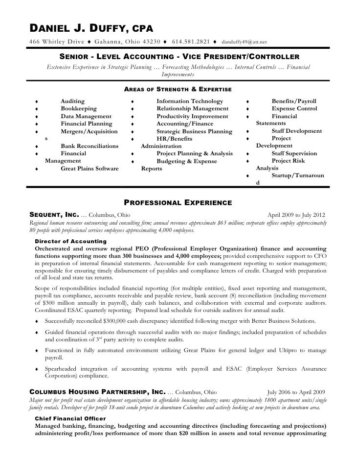 Senior Accountant Resume Fixed Assets Resume Genius Breakupus Licious Get  Your Resume Template Three For Free  Resume For Cpa