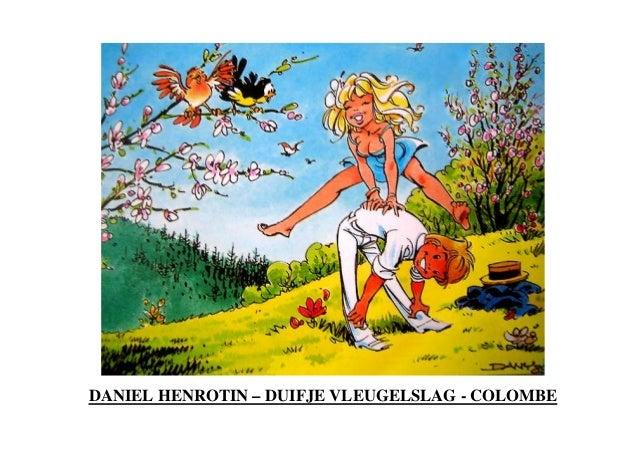 DANIEL HENROTIN – DUIFJE VLEUGELSLAG - COLOMBE