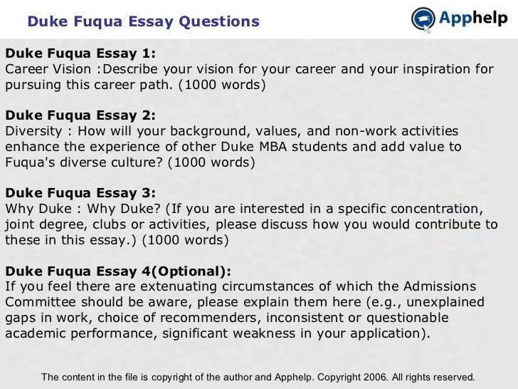 Dartmouth Tuck MBA Essays - Tuck Application Essay Samples