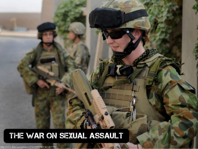 The War On Sexual Assault