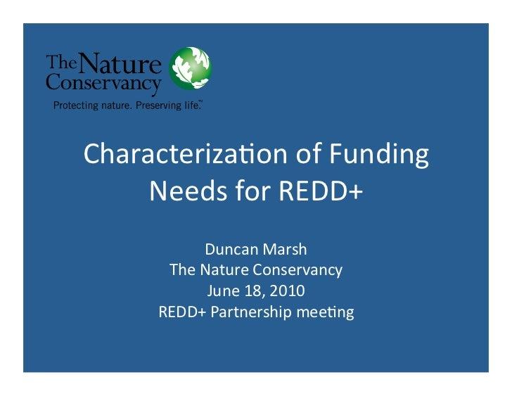 Duncan marsh redd_partnership_18_june_2011