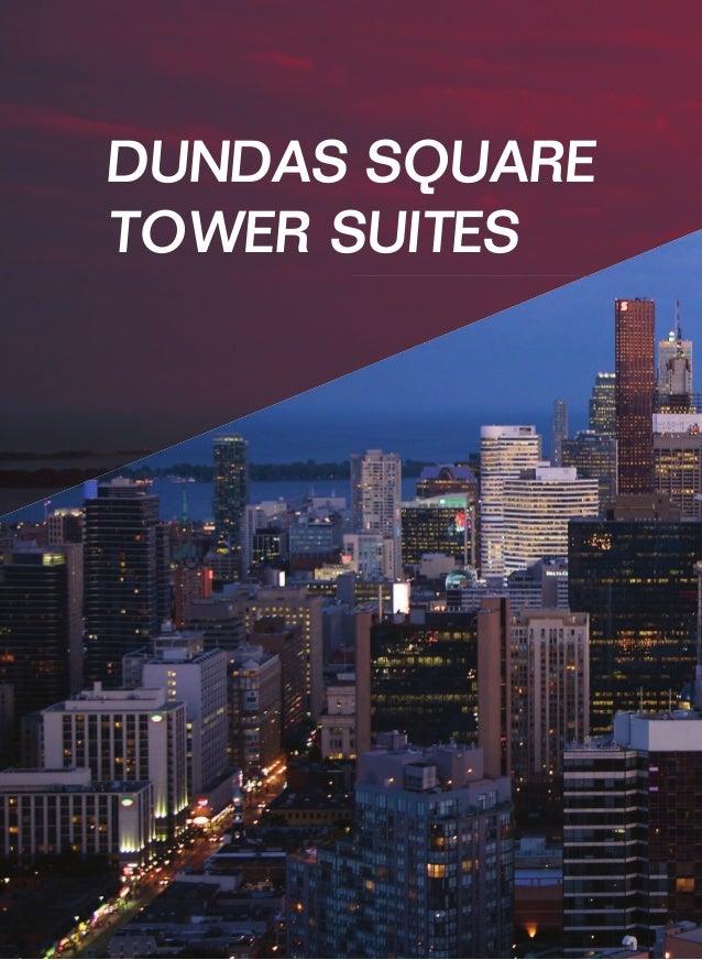 DUNDAS SQUARE TOWER SUITES