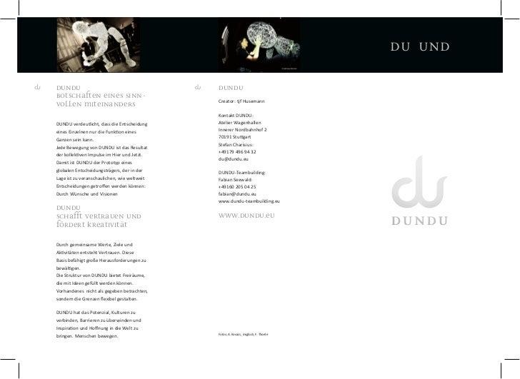 Dundu flyer 2012