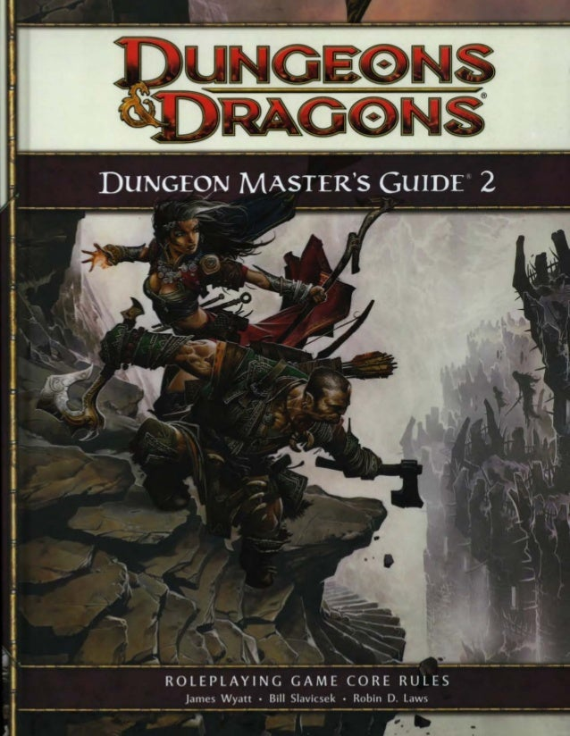 Dungeon Master Guide 2