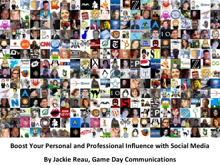 Boosting Your Influence with Social Media