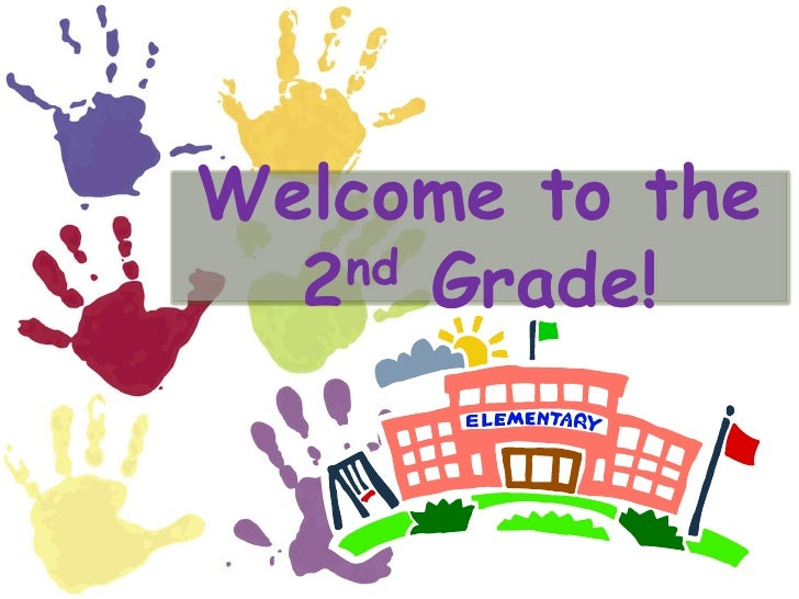 Welcome to the 2nd Grade!<br />