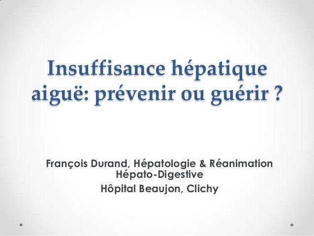 Durand f  iha prévention 2014